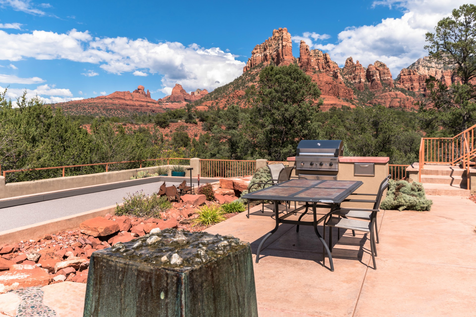 vacation condos sedona