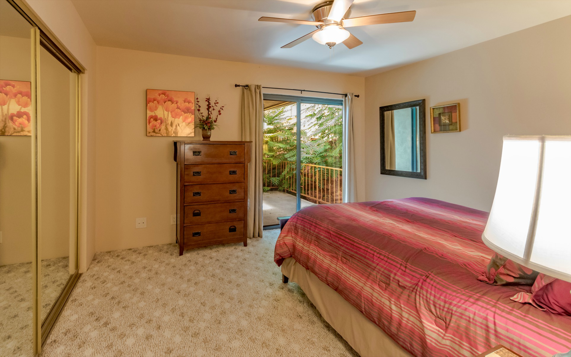 Vista Ridge Sunset Suite - Guest Queen